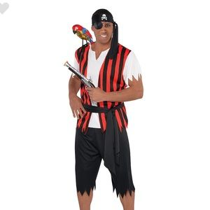 Other - Ahoy Matey Men's Pirate Halloween Costume